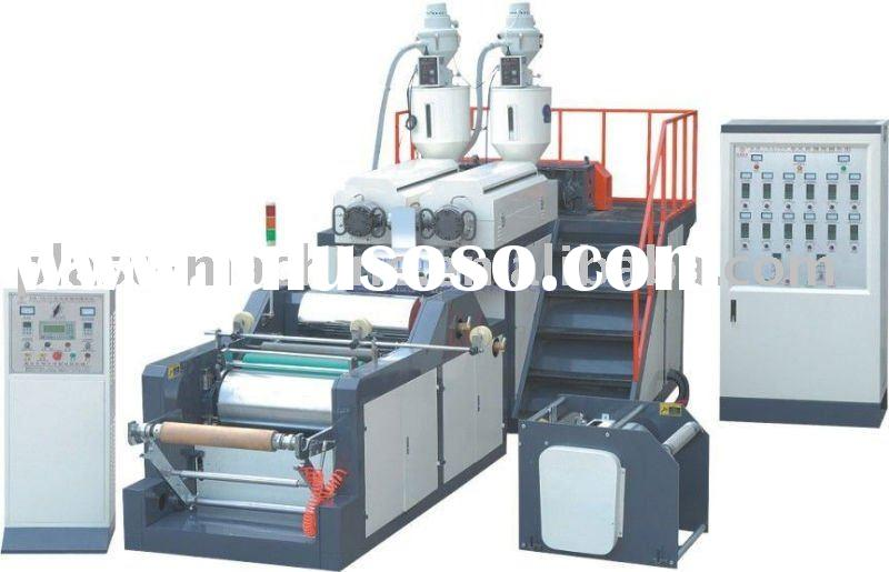 Single/Double-layer Co-extrusion stretch film machine