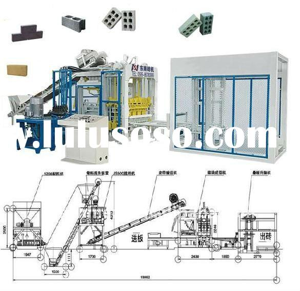 Small Clay brick making machine---Cheap price with high capacity