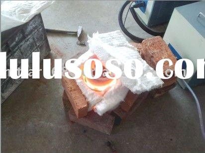 Small Gold/Silver/Copper Melting Machine, Induction Heating Furnace, Metal Induction Melting Furnace