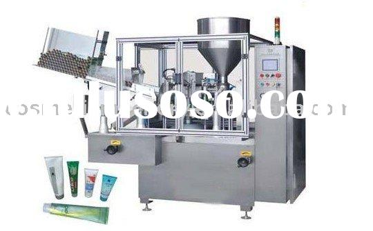 Soft Tube/ Cosmetic /toothpaste/pharmaceutics/food/Filling and Sealing packing Machine