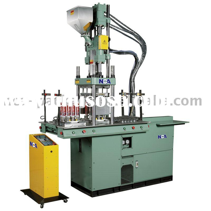 Soft Tube Plastic Head Injection Machine