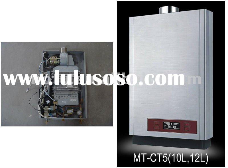 Stainless Steel Constant Type Gas Water Heater(10L-12L)