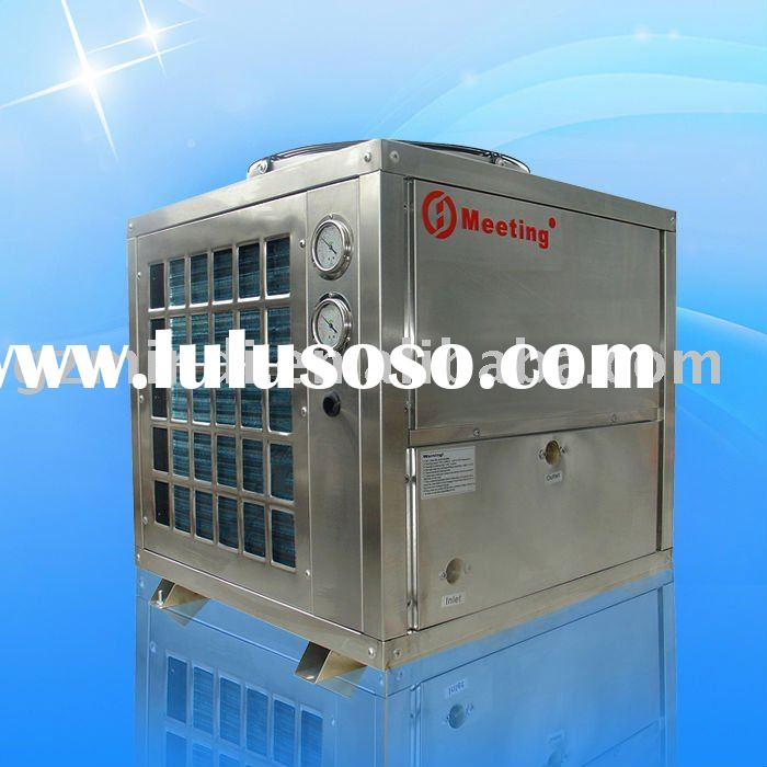 Stainless steel air source heat pump water heater