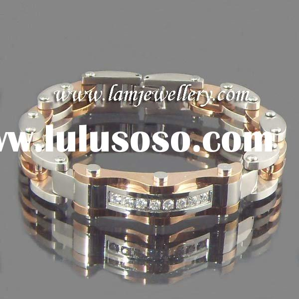 Stainless steel bracelet ,Men's jewelry Hot sell !!!