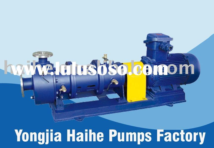 Stainless steel high temperature and heat preservation magnetic pump