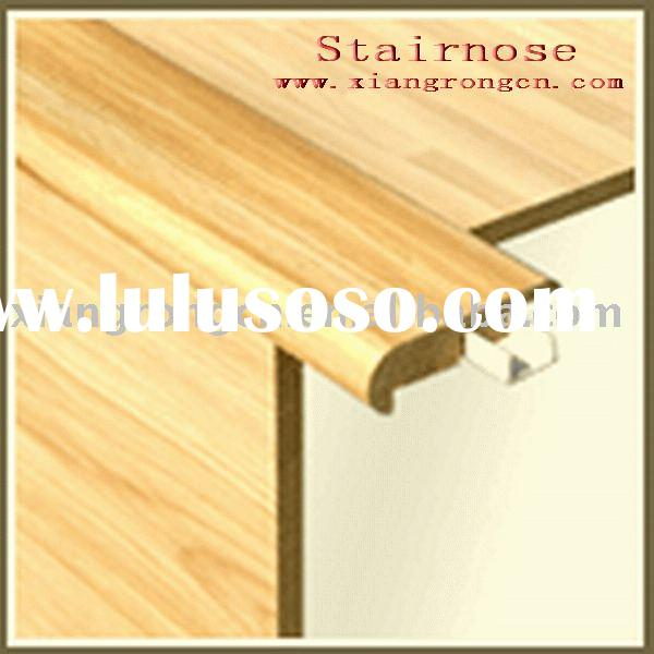Stair nosing-laminate flooring accessory