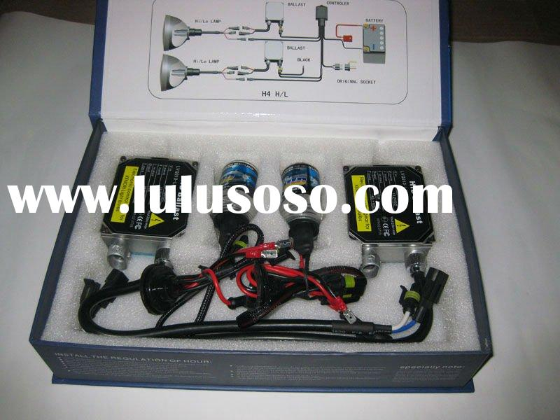 Standard hid xenon kit with reliable digital ballast