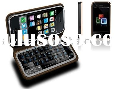 T2000 TV phone WIFI PNP Qwerty keyboard input quad band dual sim card dual standby phone