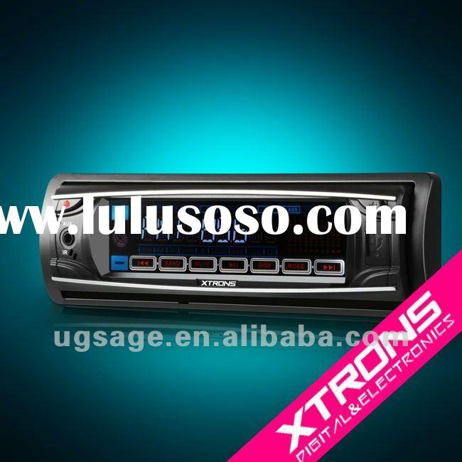 T2: In Dash One Din Touch Screen Car DVD Player