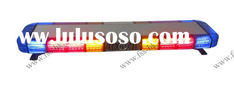 TBD-GA-5300L three-color LED emergency vehicle warning light bar