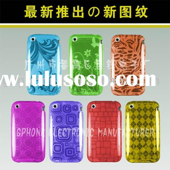 TPU case for APPLE IPHONE 3G