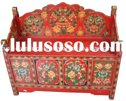 Tibetan furniture,Hand painted furniture
