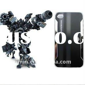 Transformers metal cases for iphone 4S