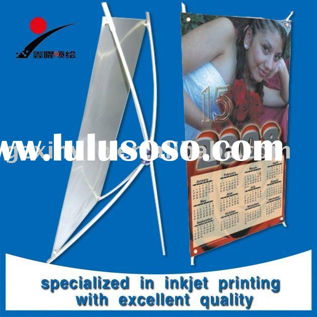 Tripod Trade Show Display X Banner Stand