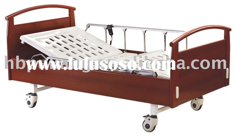 Two-function Electric Bed for Family hospital furniture