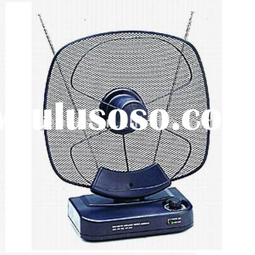 UHF / VHF / FM INDOOR AMPLIFIED ANTENNA