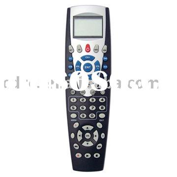 Universal Remote Control with LCD