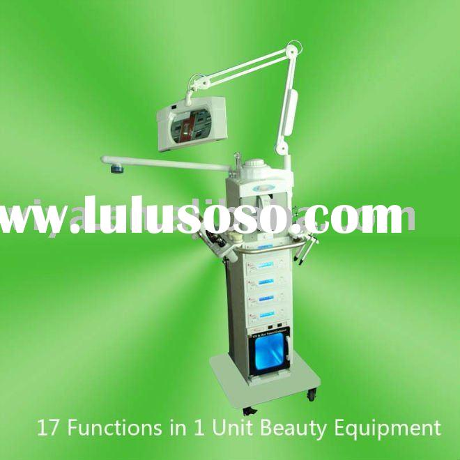 VY-1608C 17in1 facial equipment beauty machine with CE approval