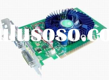 Video card (8600GT 256MB 128bit DDR2/DDR3)/PCI-E vga card/Video graphic card