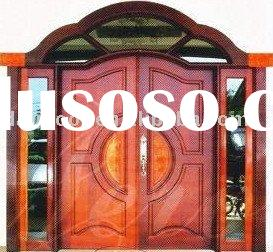 Villa door gate exterior door solid wood door french door entrance door hotel door interior door tim