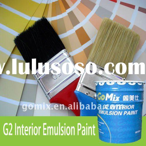 Wall Paint Color Chart for G2 Paint