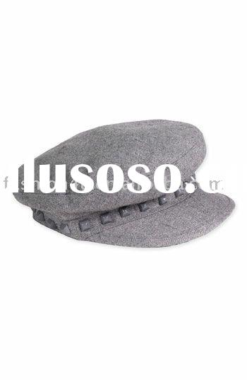 Wholesale Fashion Women's Winter Hats And Caps Black/Purple/Gray