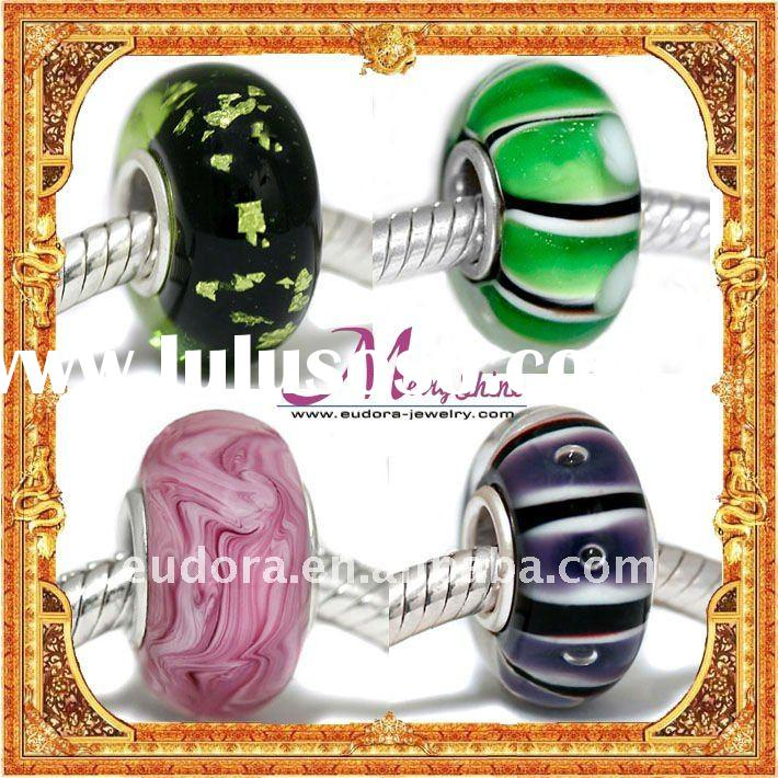 Wholesale murano beads! European Glass beads! Lampwork murano glass beads!