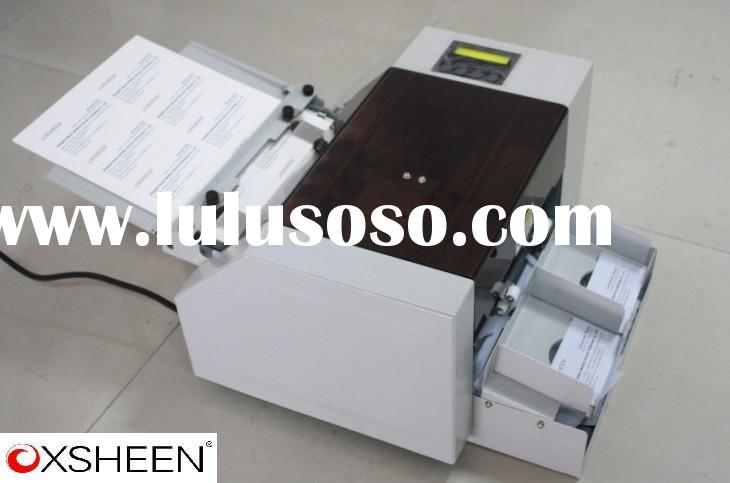 XH-A3/A4 automatic business card cutting machine