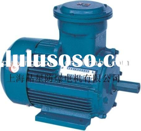 YB2 3-phase AC induction explosion-proof motors