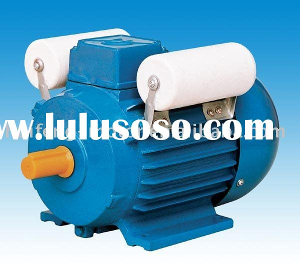 YL Series Single Phase Dual-Capacitor Electric Motors