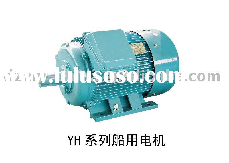 Y-H marine ac squirrel cage induction motor