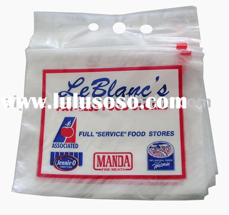 (Hot) slider food storage bag,packaging bag with zipper,reclosable bag