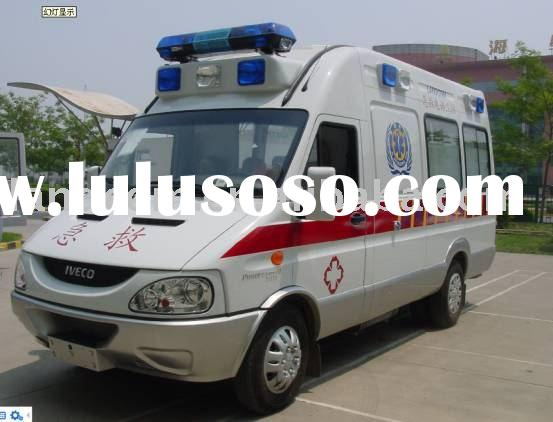 (Manufacturer): Negative Pressure IVECO Ambulance vehicle(Protection against medical cross-infection