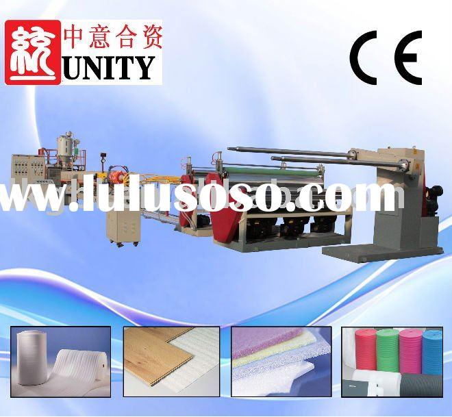 (TYEPE-120) EPE Foam Sheet Extrusion Line