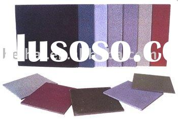 acoustic eco-friendly material---aluminum foam panel( open cell)