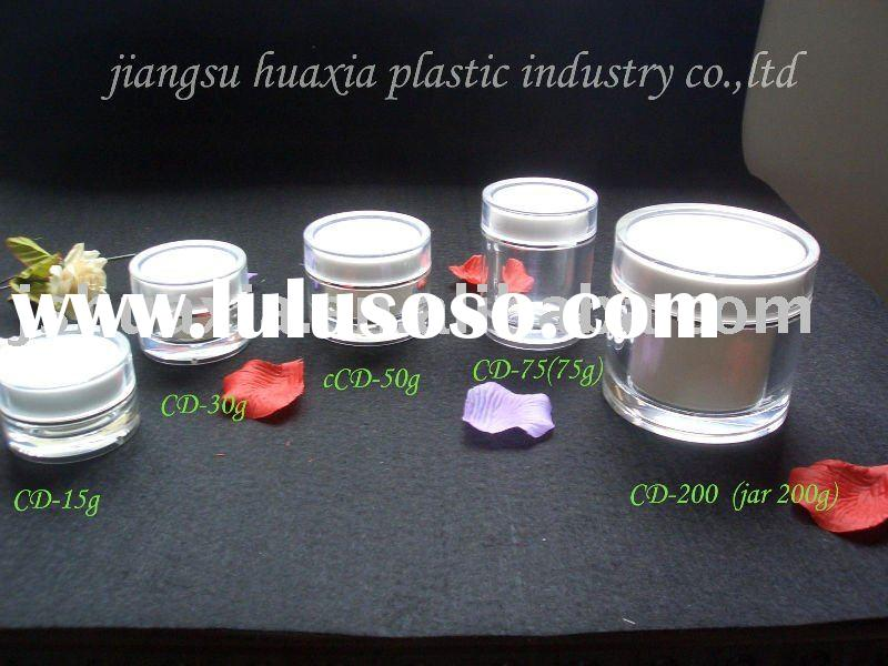 acrylic jar,cream bottle,lotion bottles,acrylic container.cosmetic packaging