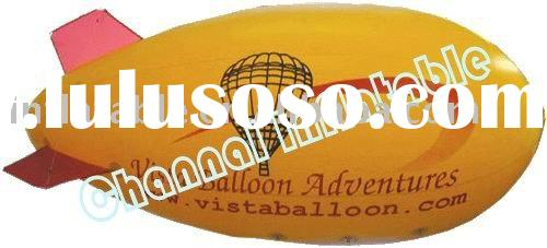 advertising blimp/helium airship/inflatable balloon
