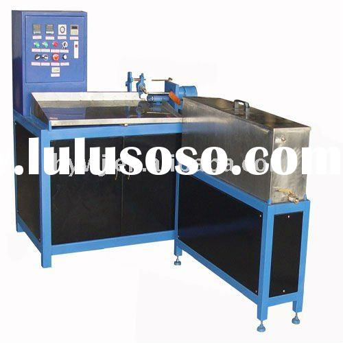 automatic pvc plastic spiral forming machine
