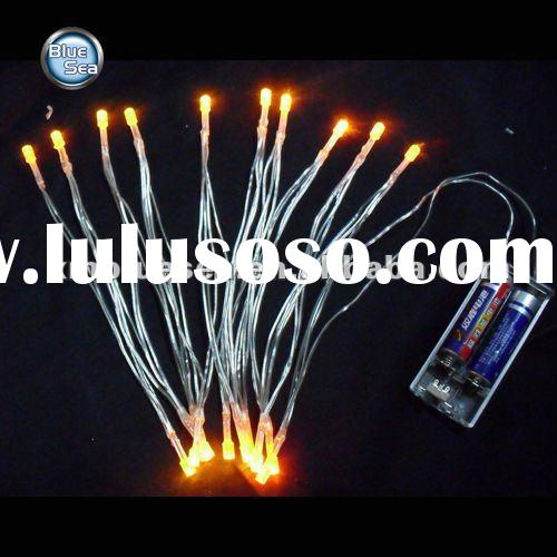 battery powered waterproof led string lights
