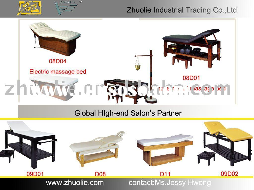 beauty salon furniture,high quality SPA bed