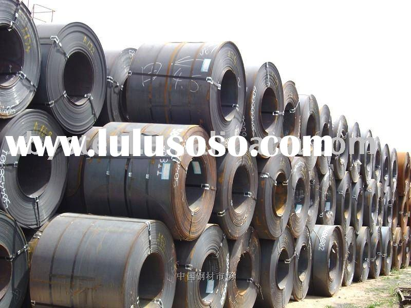 boiler plate Hot Rolled Steel Coil/sheet (hrc)