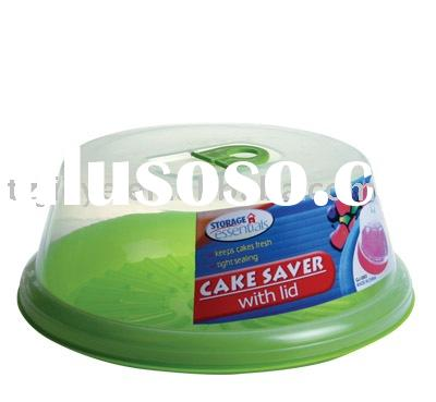 cake saver,plastic food container,food saver,storage container