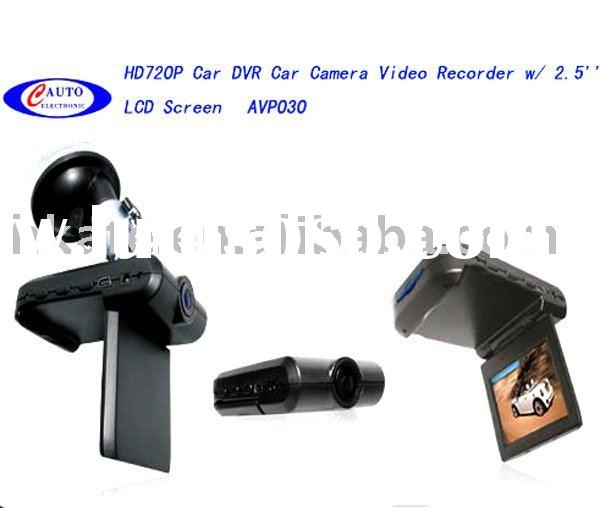 car dashboard camera in car digital vedio recorder Night Vision Security Camera DVR AVP030