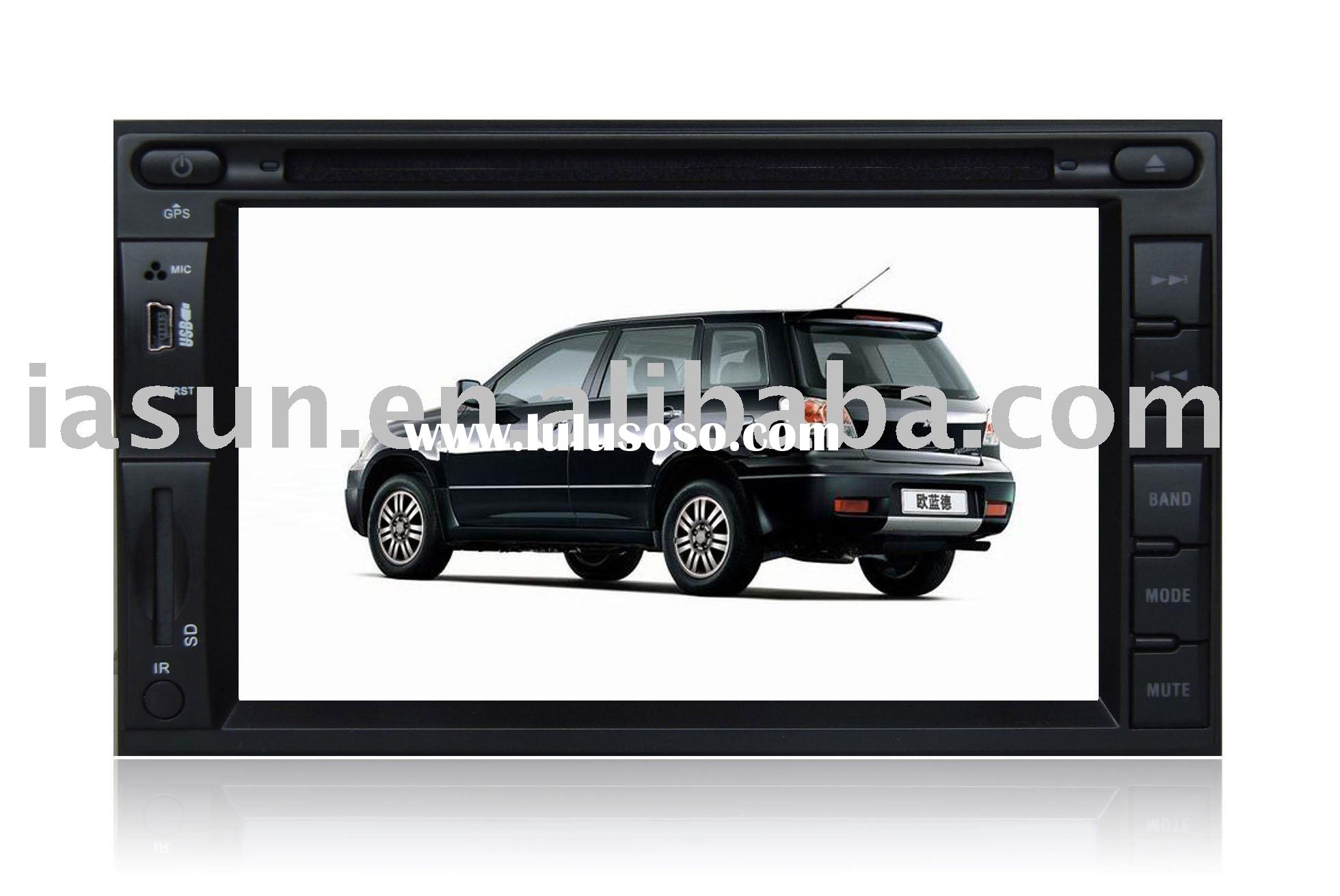 car dvd player with gps for MITSUBISHI OUTLANDER