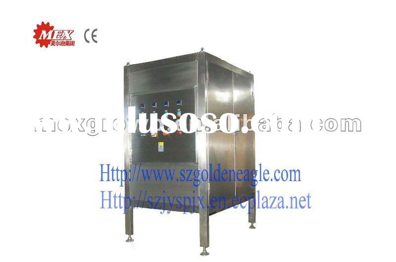 chocolate continuous tempering machinery/processing machine