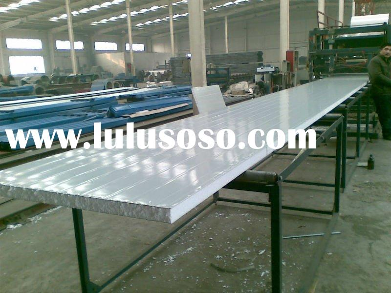 Insulated Aluminum Roof Panels Miami