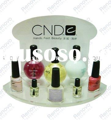 cosmetic display stand ,nail polish display rack