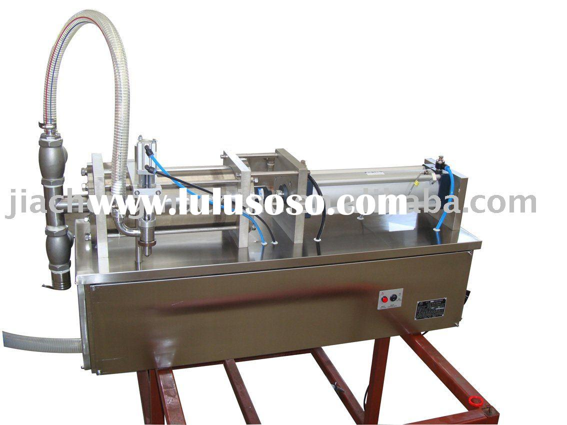cosmetic filling equipment (automatic and semi-automatic)