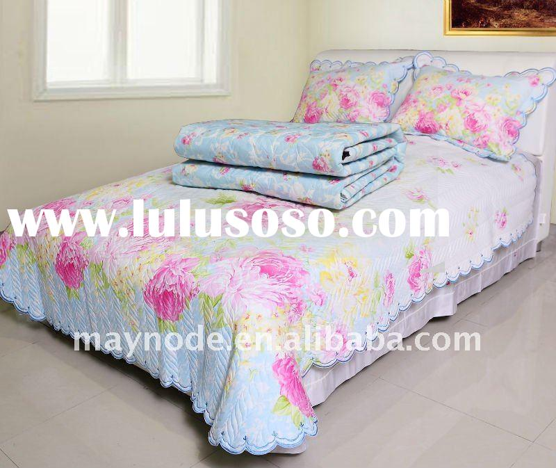 cotton made bedding set for sale