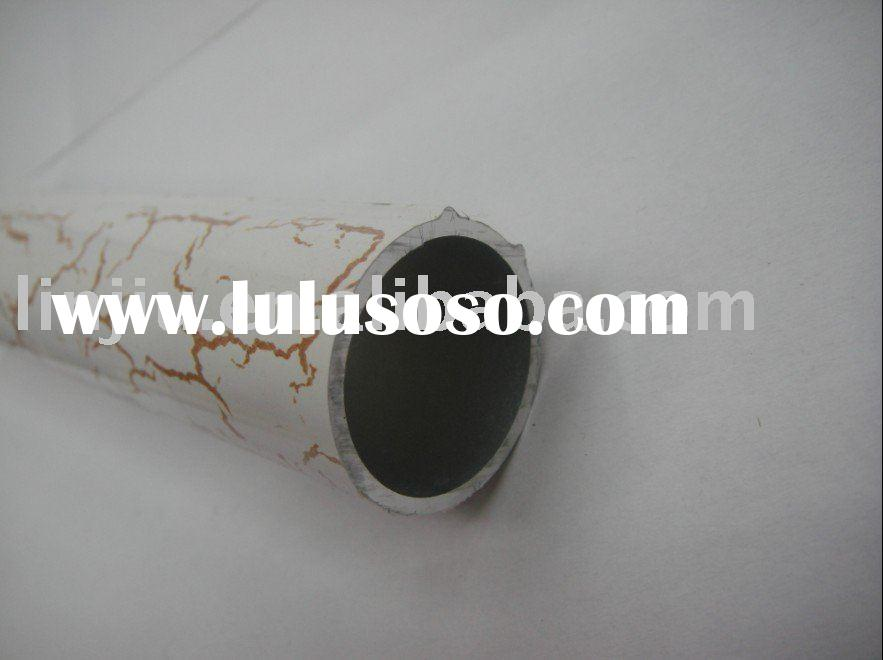 curtain rod,curtain pole,curtain pipe,metal pole,alumimum pipe,curtain accessory